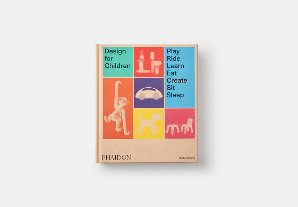News  / Hobbel published in Phaidon book  Design for Children .