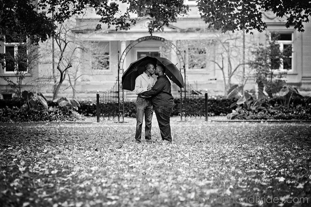 Gratz Park Engagement | Lexington Gay Wedding | Bourbon and Brides Kentucky Wedding Photography | Kentucky Wedding Photographer