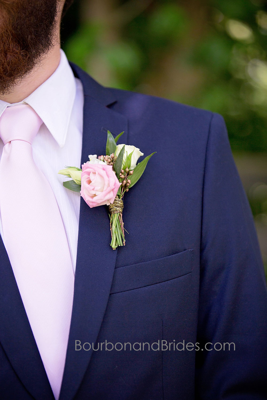 Groom Portrait   Walnut Hill Church   Kentucky Wedding Photographer   Bourbon & Brides Kentucky Wedding Photography