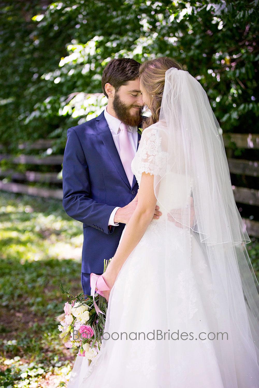 Bride and Groom Portraits Sweet   Walnut Hill Church   Kentucky Wedding Photographer   Bourbon & Brides Kentucky Wedding Photography