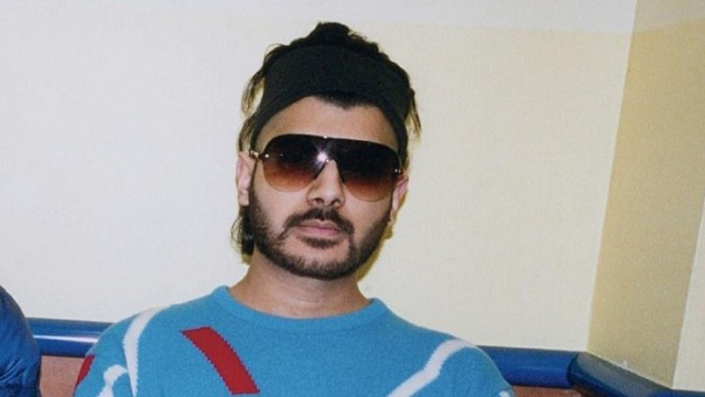 Jai Paul. Image used on the grounds of fair use.