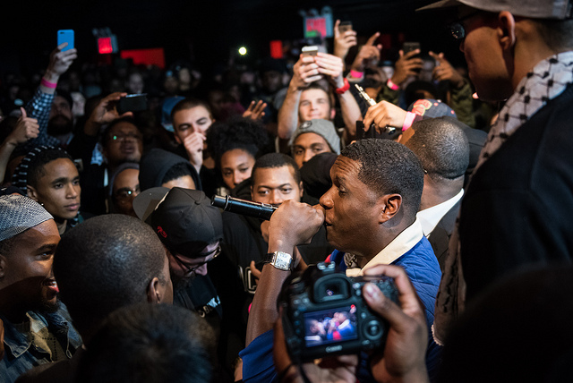 Jay Electronica. C.C. Image: DeShaun Craddock on Flickr.