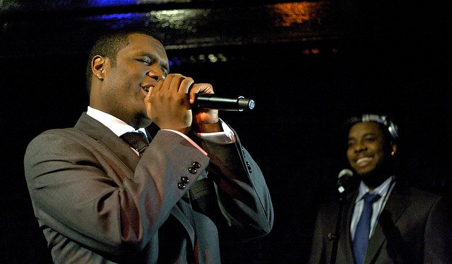 Jay Electronica. C.C. Image: musiclikedirt on Flickr.