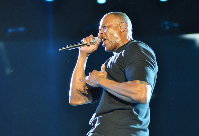 Dr. Dre. C.C. Image: Jason Persse on Flickr.