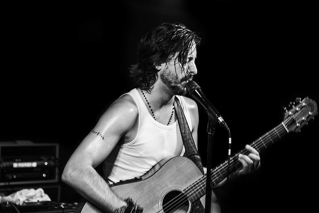 Carl Barât. C.C. Image: Jack Homme on Flickr.