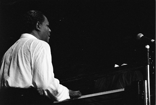McCoy Tyner. C.C. Image: Roland Godefroy on Flickr.