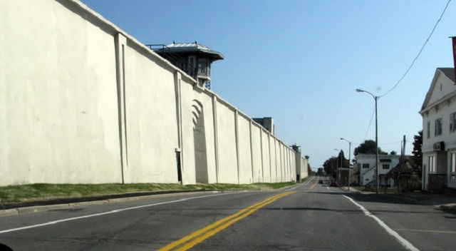 Clinton Correctional Facility. C.C. Image: Bubby1124 on Wikimedia Commons.