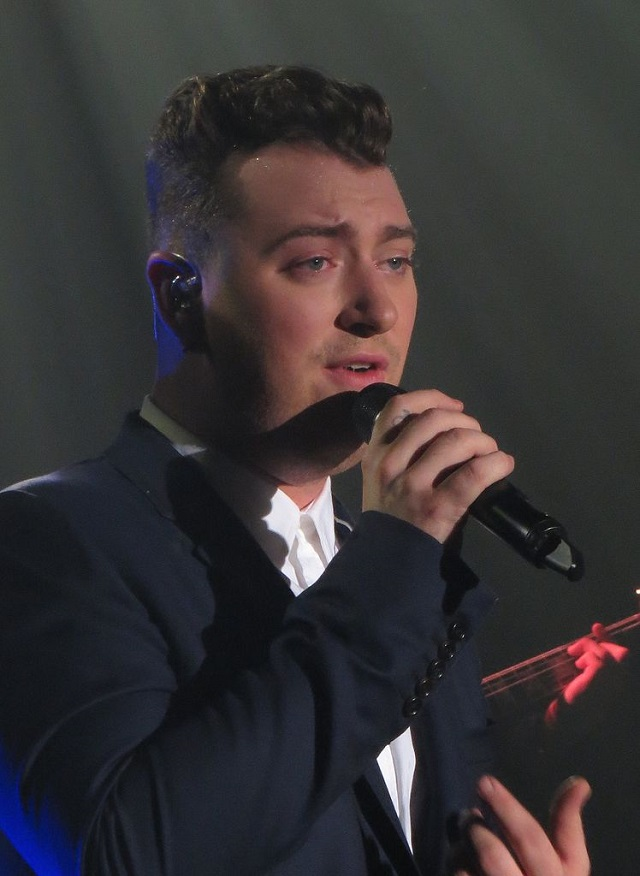 Sam Smith. C.C. Image: marcen27 on Wikimedia Commons.