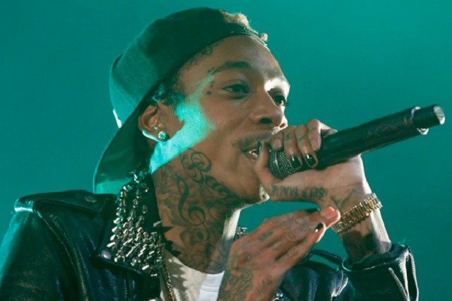 Wiz Khalifa. C.C. Image: Thiago Nogueira/Focka on Flickr.