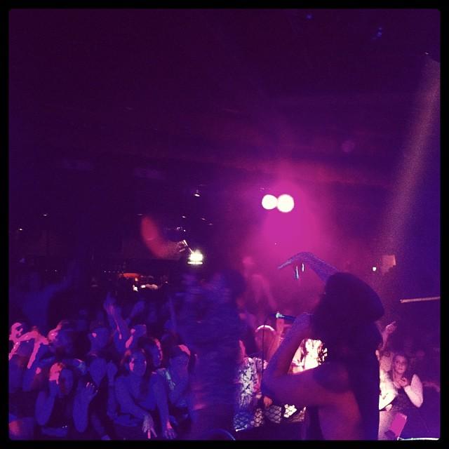 #mickeyavalon & #kidmack @cornerhotel #melbourne