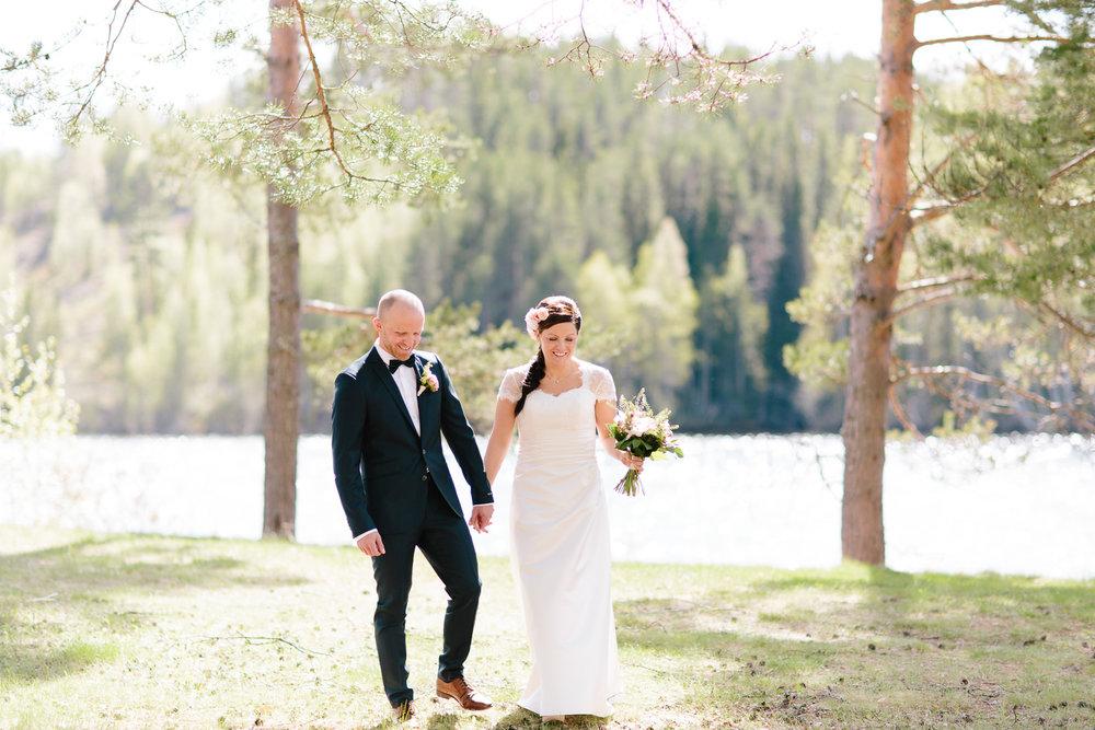 R & K - Bröllopsfotograf Umeå