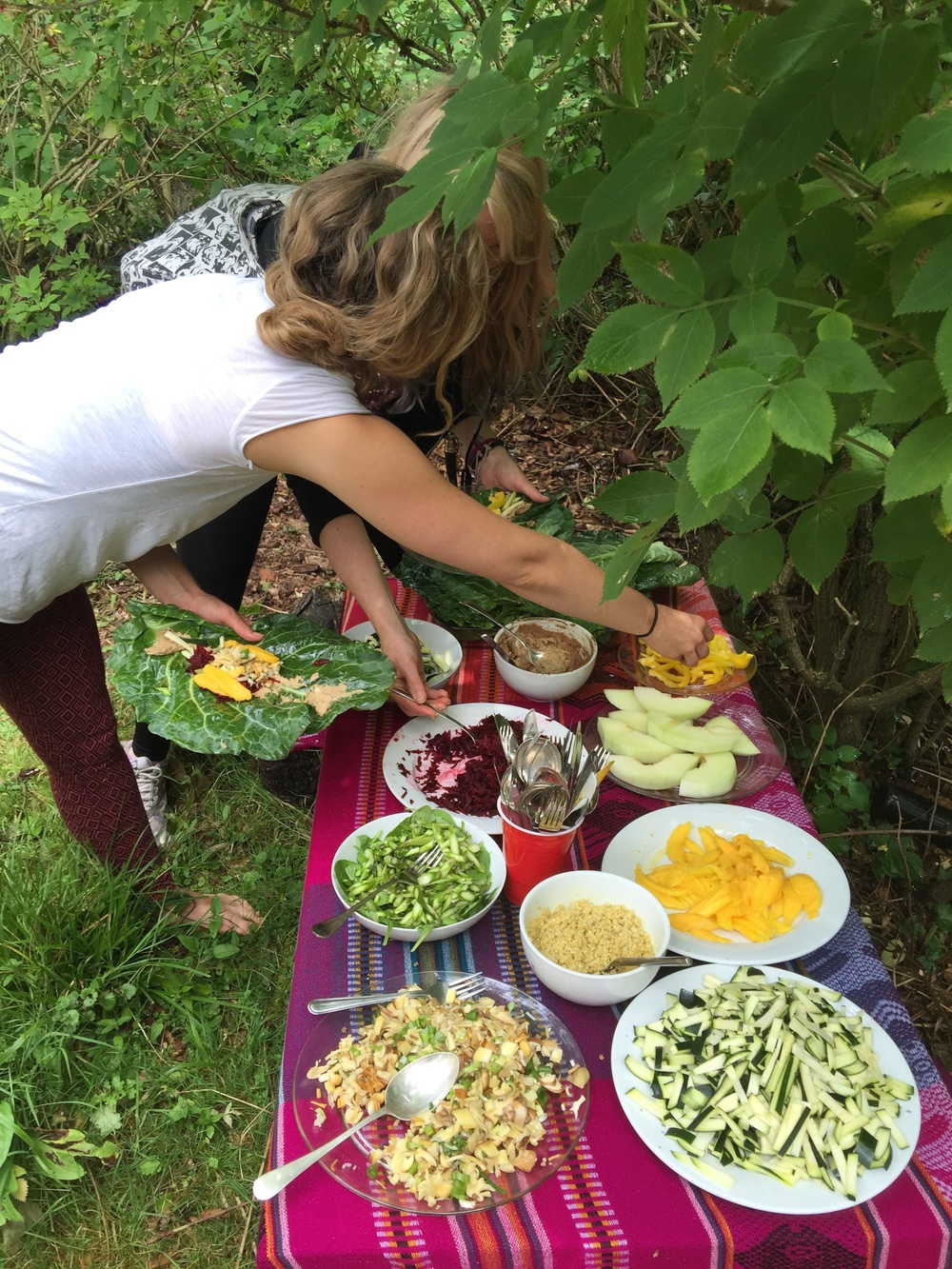 Vegan Naturopathy @ green-camp.uk/arundel