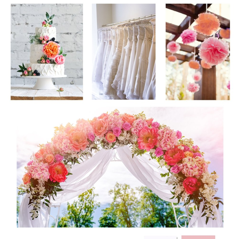 Online Wedding planner service, 29&September
