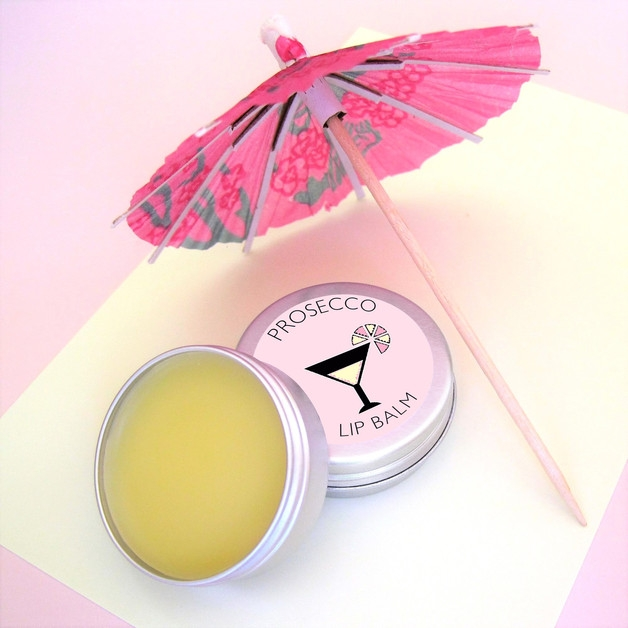 Lip balm from