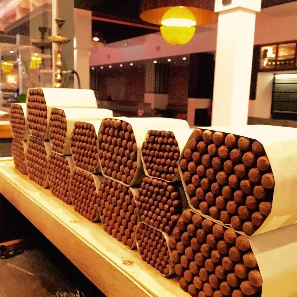 Gran Havana Cigar Storage
