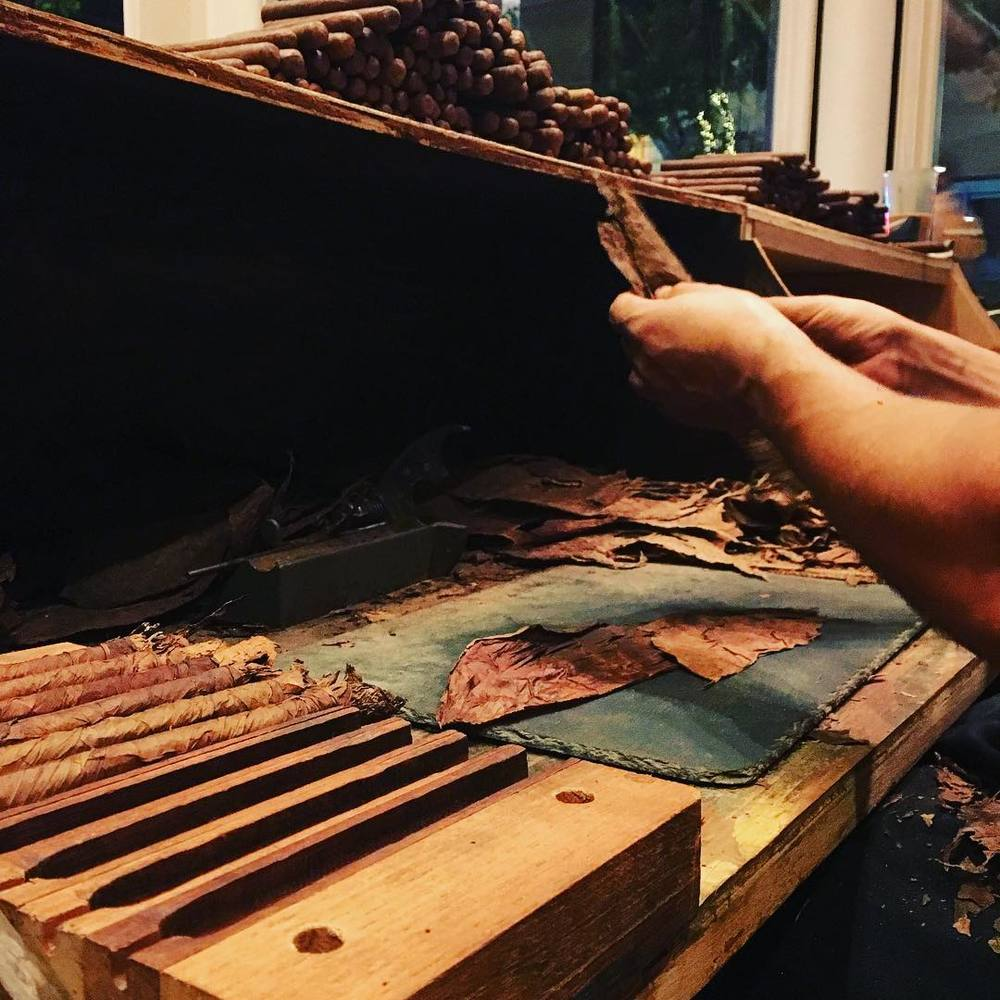 Making the Finest Cigars