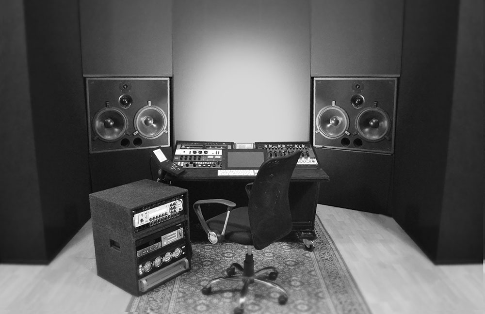 The Mastering Factory - wide angle
