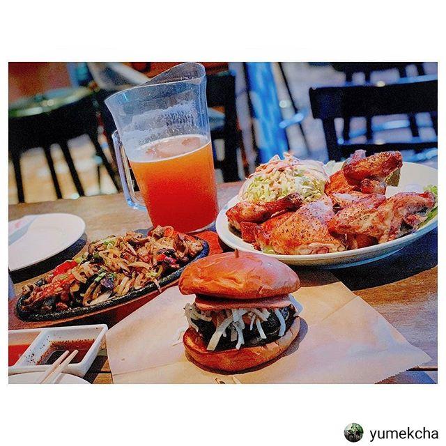 Cheers. 🍻  #ktown #dtla #fooddiary #dinnerisserved #YOUGOTTAEATTHIS #eaterla #eatstagram #whatsfordinner #foodphotographer #lunchideas #goodeats #eatlocal #repost #biergartenla #biergartenktown