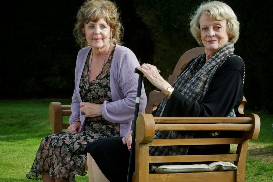 Maggie Smith & Pauline Collins - Quartet