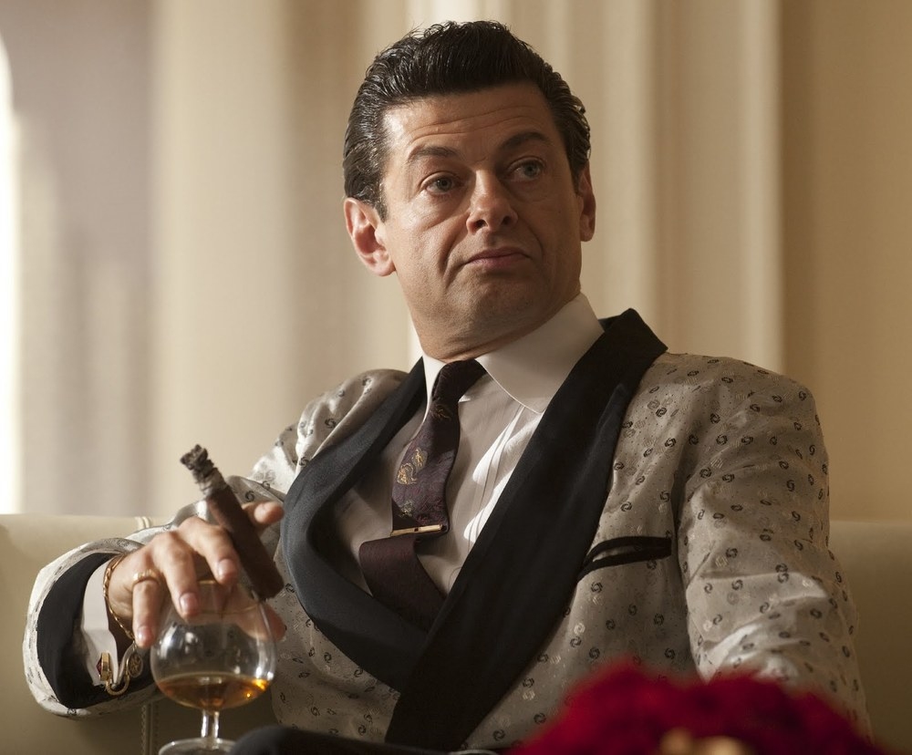 Andy Serkis - Brighton Rock