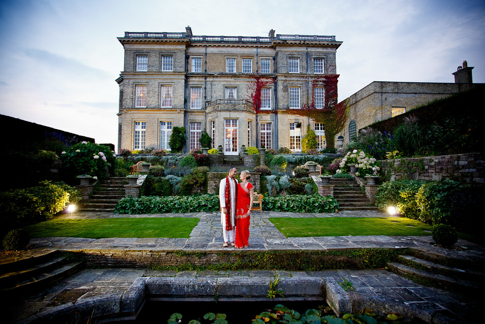 Hedsor House exclusive use wedding venue