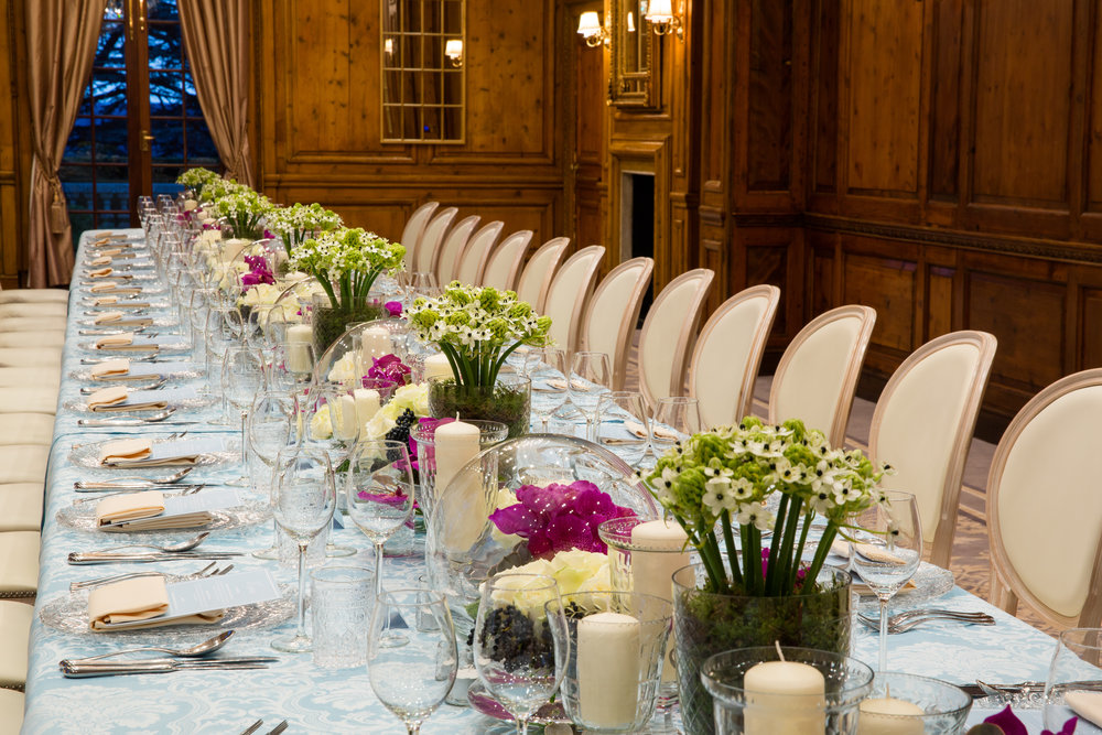 Hedsor House Bridal Supper Party