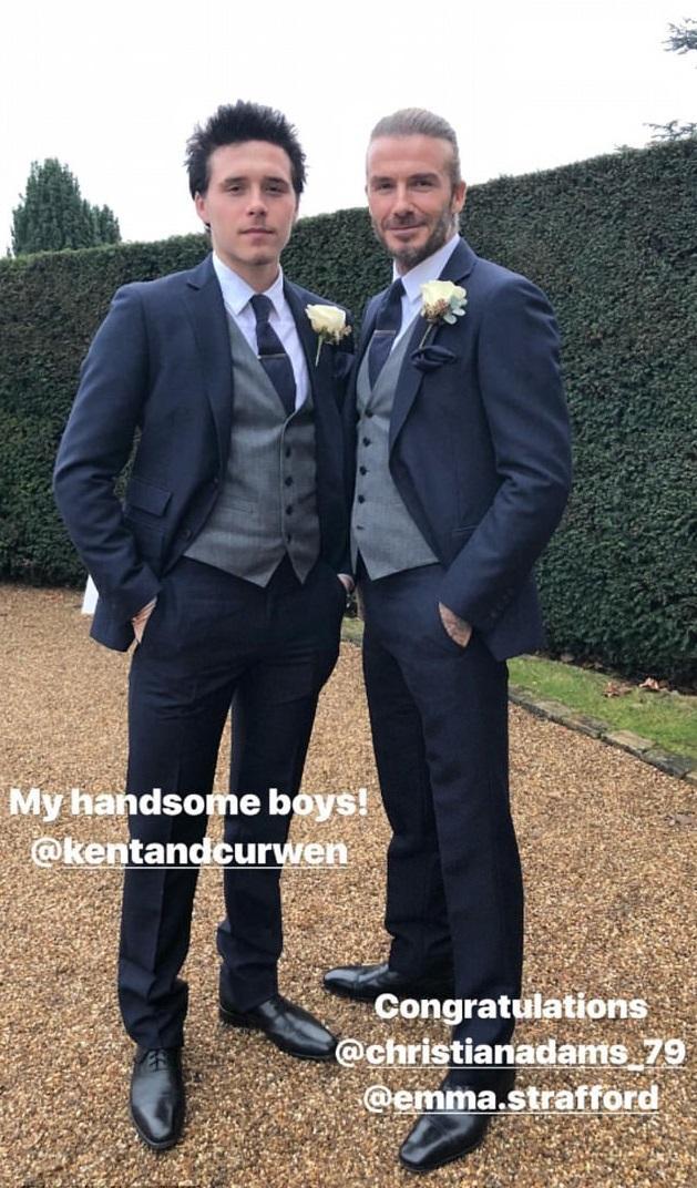 Credit: Instagram @victoriabeckham