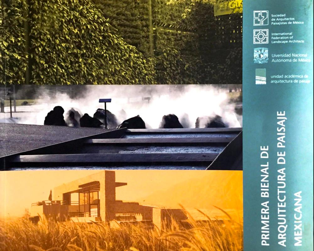 Primera Bienal de Arquitectura de Paisaje Mexicana 2010 |   Mención Categoría Institucional: Colegio Eton