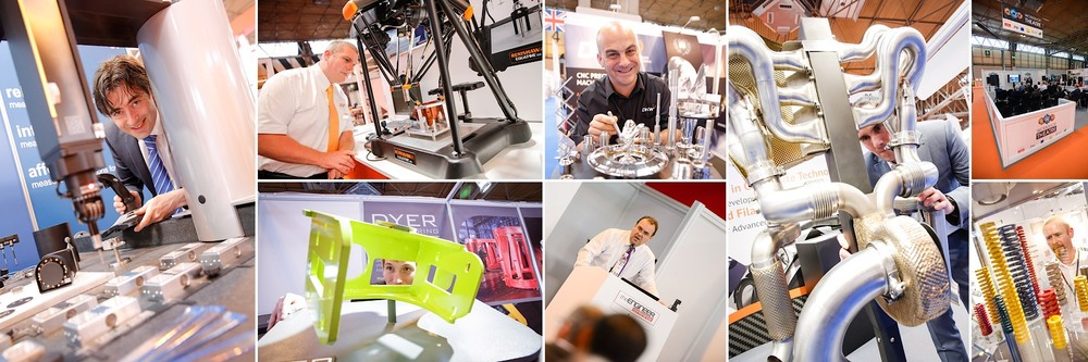 Exhibition Videographer Derby, Nottingham, Leicester, Birmingham and the Midlands.