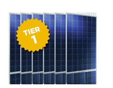 Tier 1 panels