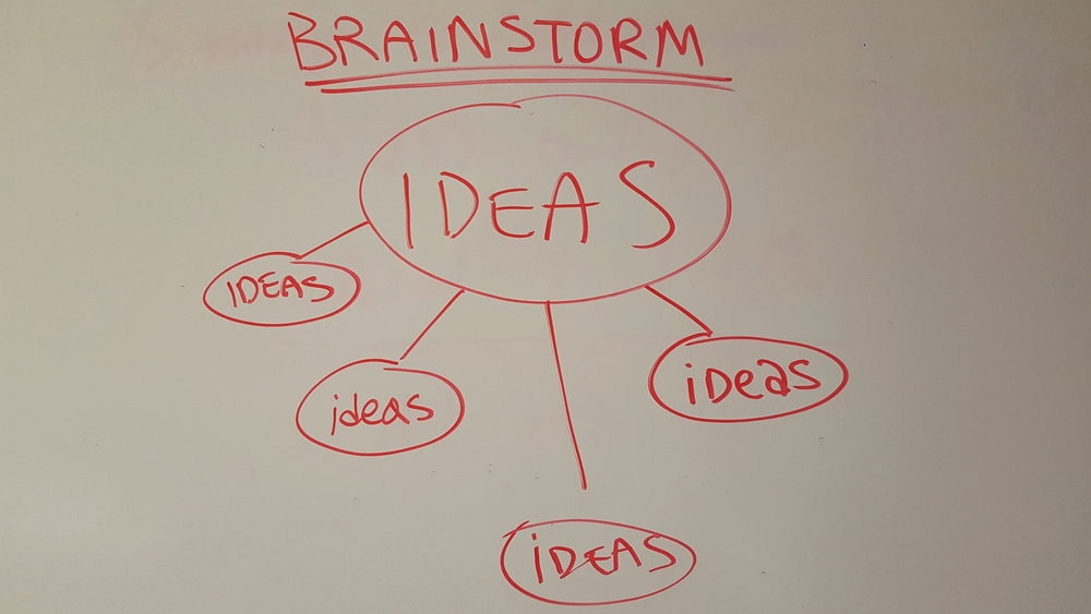 steps brainstorming Brainstorming often gets a bad reputation because sessions sometimes generate humdrum ideas and tend to be dominated by higher-ranking or more outspoken participants but that doesn't have to be the case here are six steps to organize a winning brainstorming session the first step should be to.