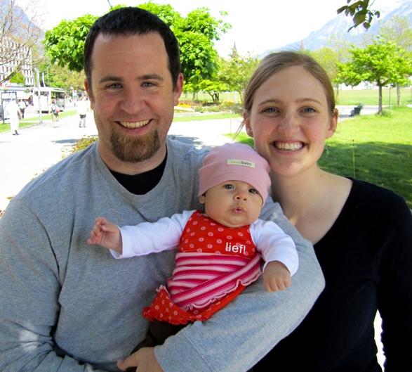 Walt, Annie, and Chloe Manis