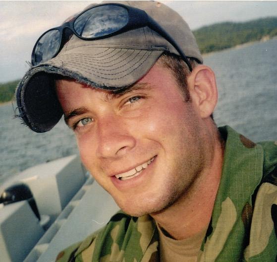 Lt. Commander Jonas Kelsall