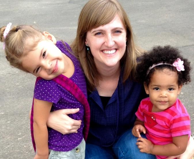 Chloe, Annie, and Naomi Manis
