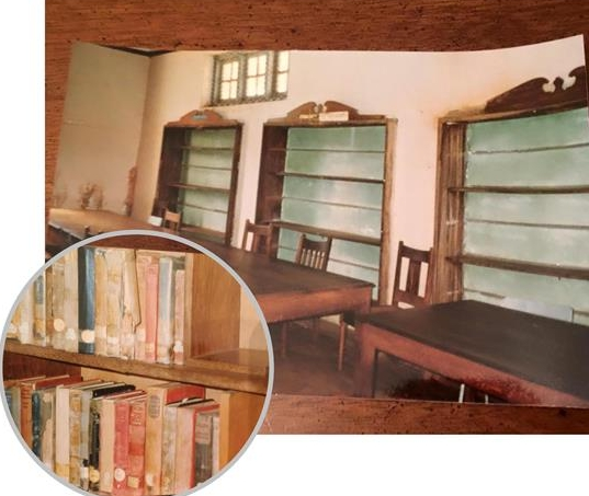 The Jinja library as Tom found it in 1988