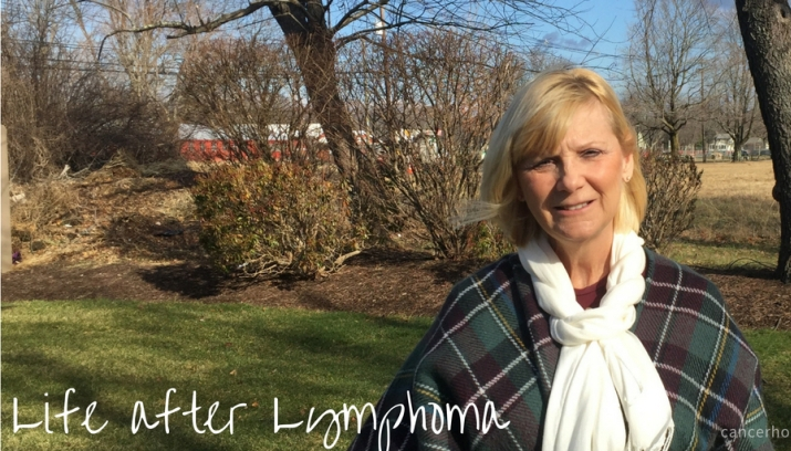 Cyndie, lymphoma survivor and Cancer Hope Network volunteer