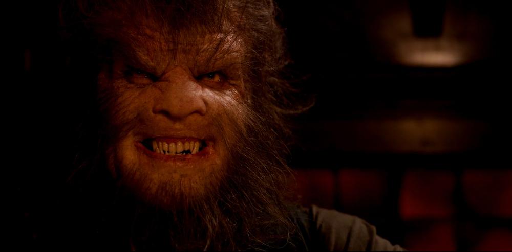 Jay Bowen as 'the Werewolf'