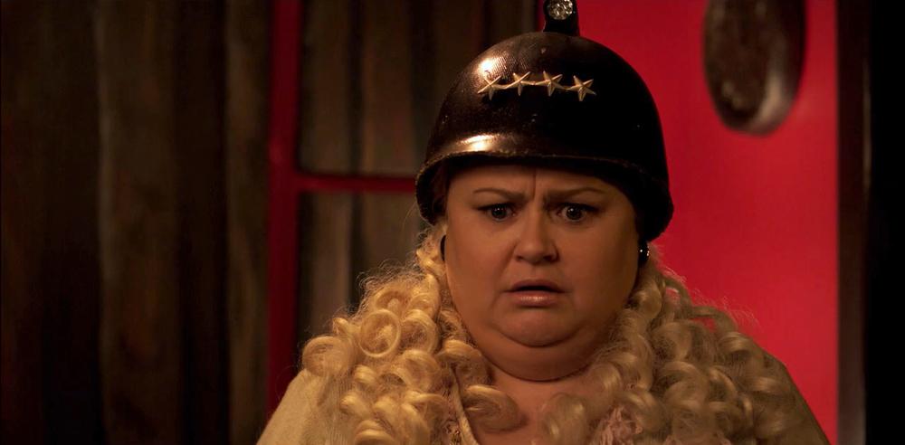 Lulu McClatchy as 'Patty'