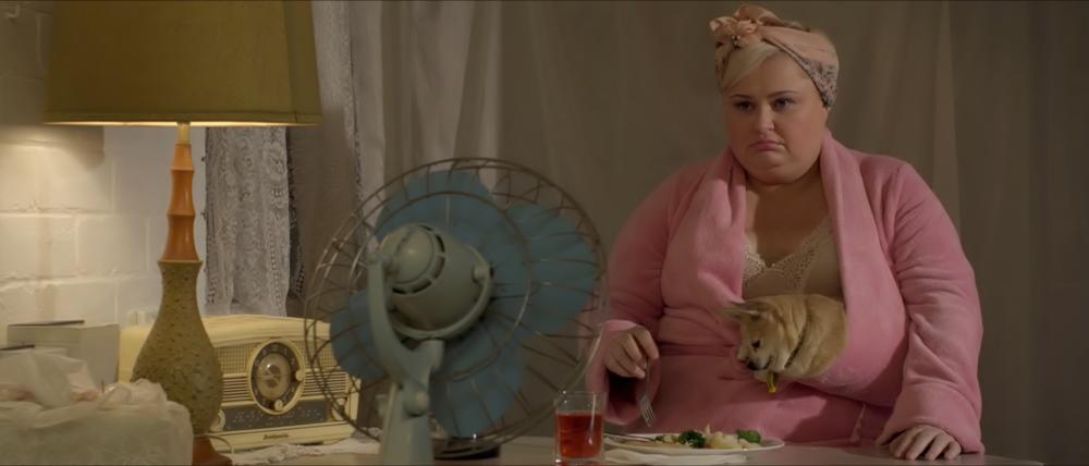 "Lulu McClatchy as ""Fanny Love"""
