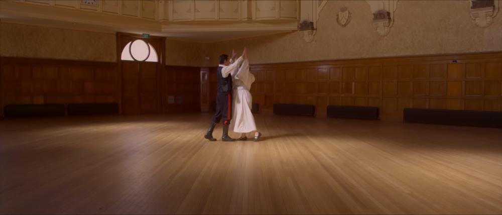 Jay Bowen & Lulu McClatchy in 'Audition Duet'