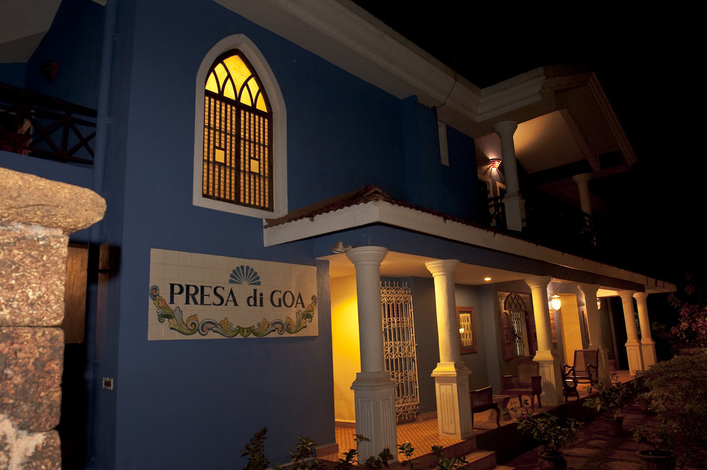 Presa di Goa Boutique Hotel