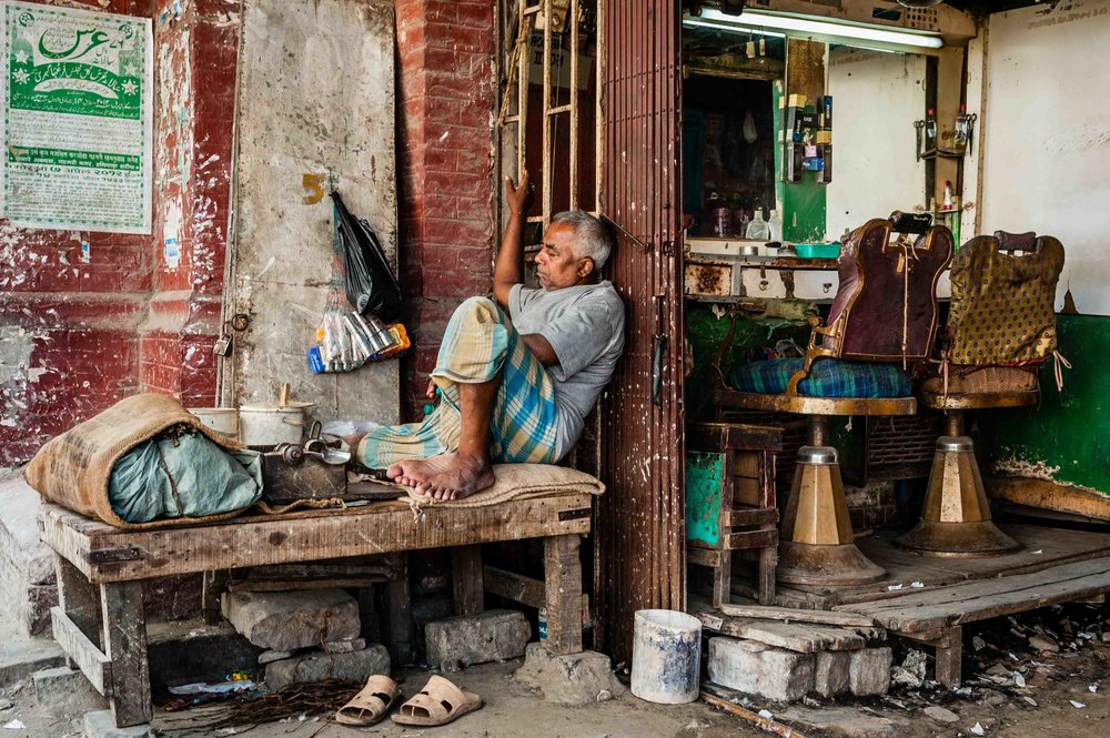 Take Five: Calcutta, Bengal, India