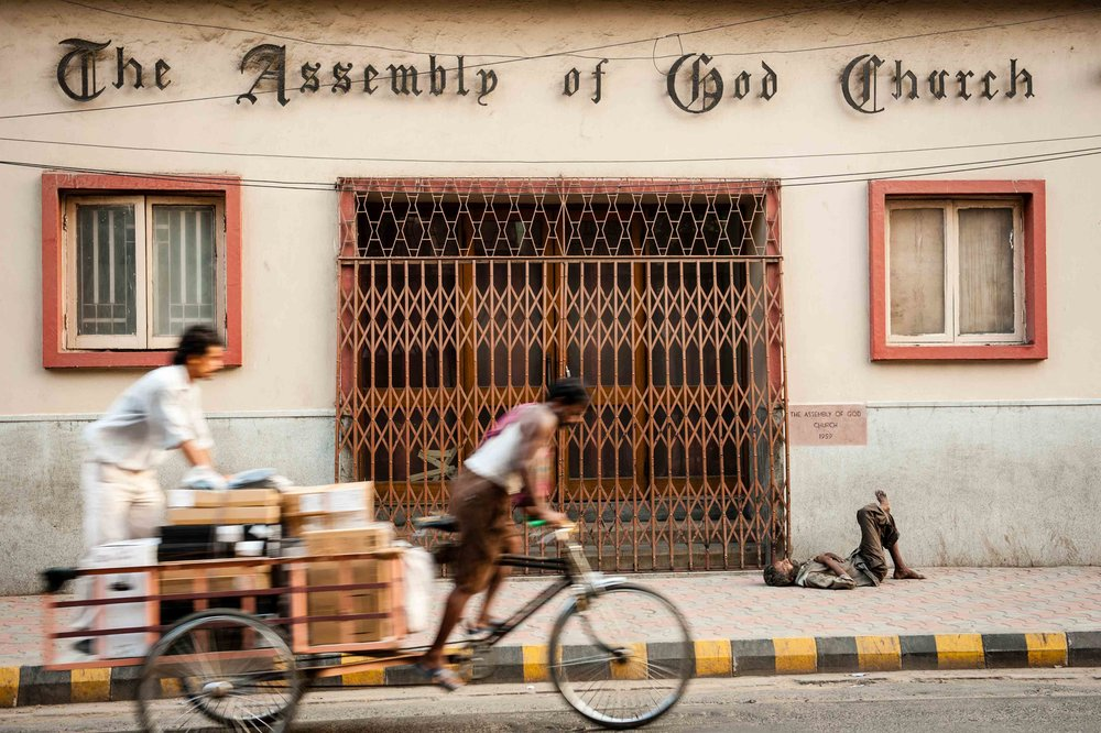 Waiting for God: Calcutta, Bengal, India