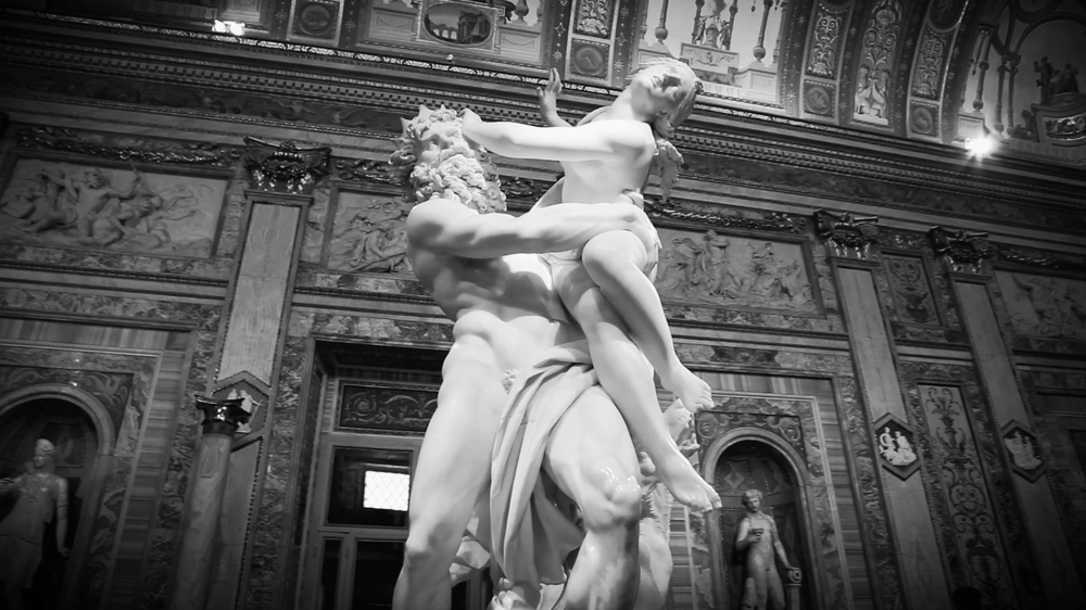 The Rape of Proserpina - Gian Lorenzo Bernini 1622