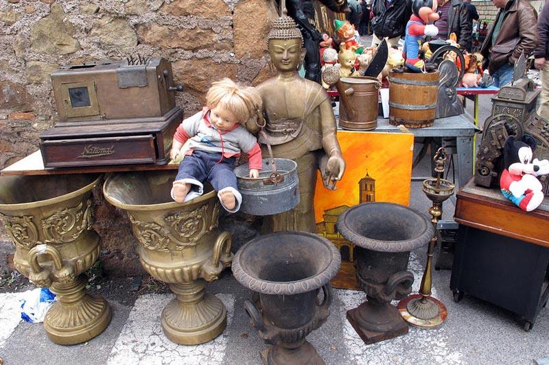 The flea market of rome porta portese hotel san - Porta portese rubriche lavoro ...