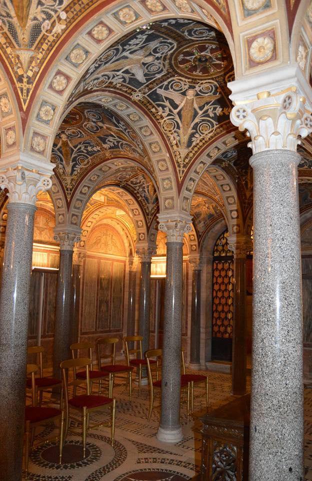 Santa Cecilia Trastevere 2.jpg