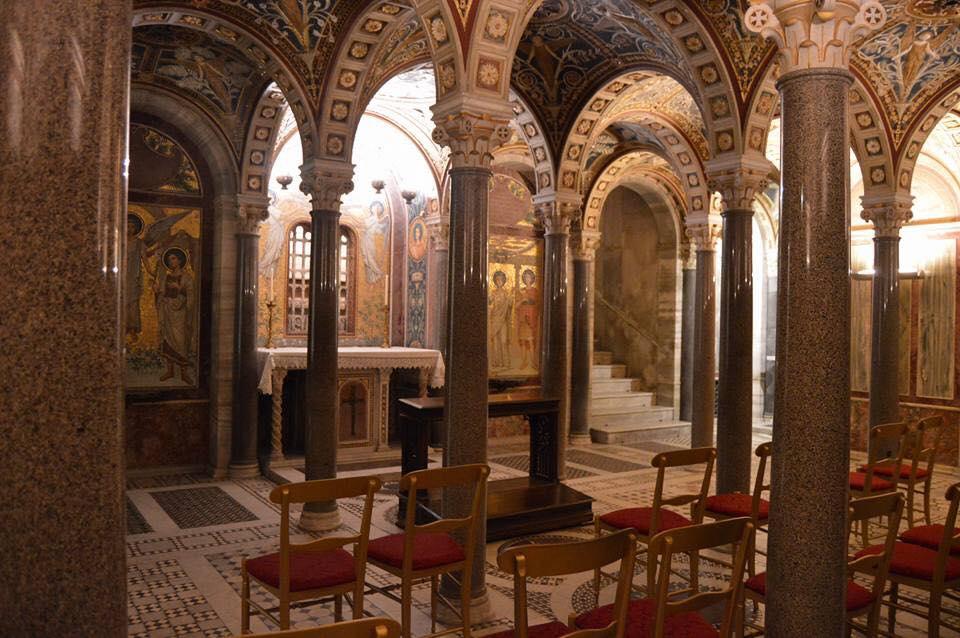 Santa Cecilia Trastevere 4.jpg