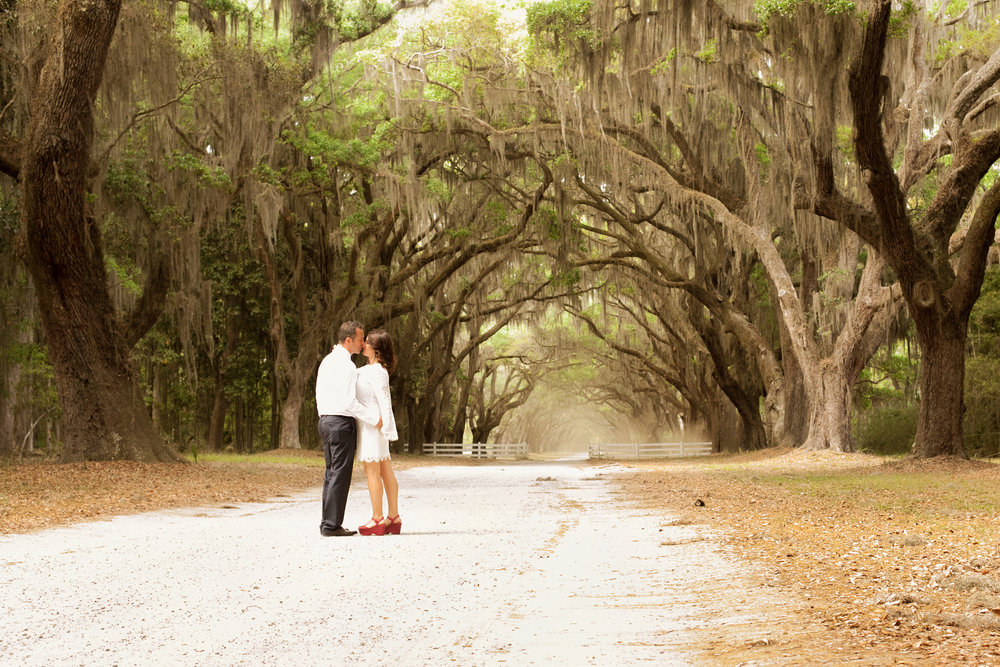 Wormsloe Anniversary session, laurie schultz photography
