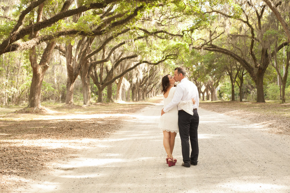 Wormsloe Plantation Anniversary, laurie schultz photography