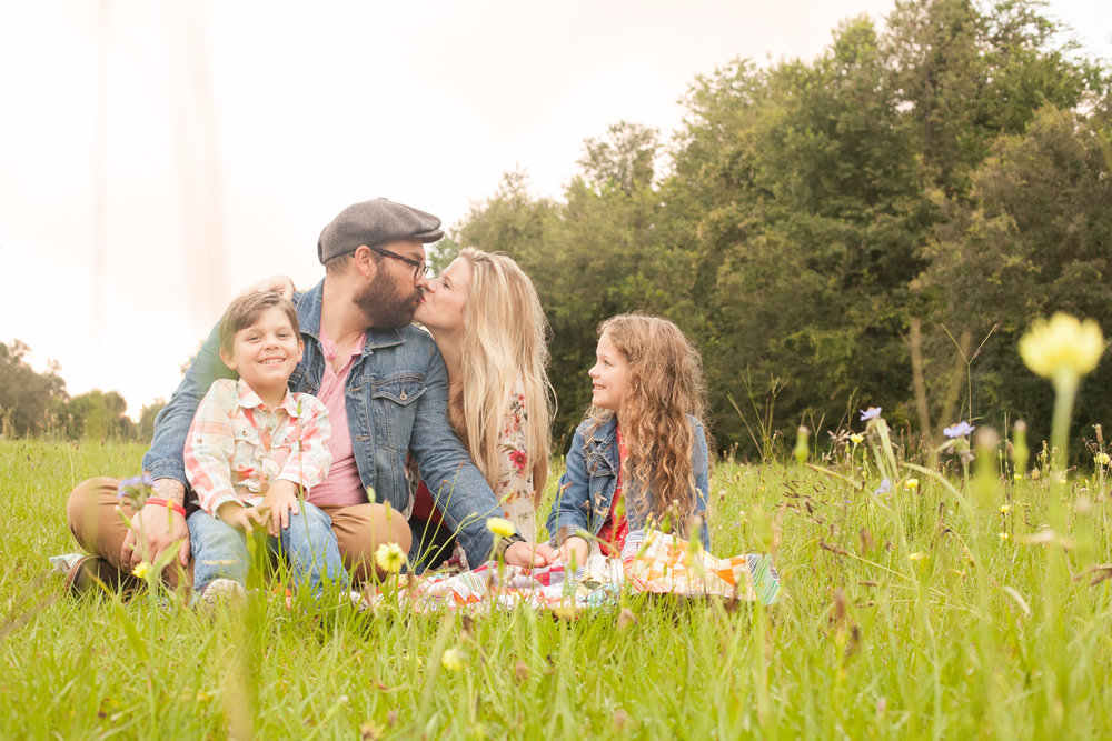 Savannah Family Session, Old Dairy Farm